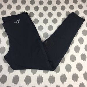 Tuff Rider Ventilated Schooling Tights Breeches